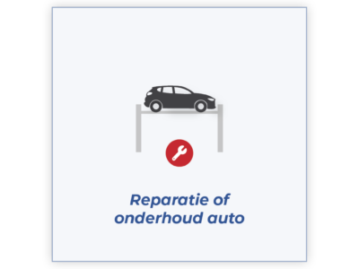 Tegel Reparatie of onderhoud auto